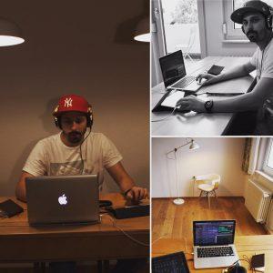 Studio Time in Stuttgart