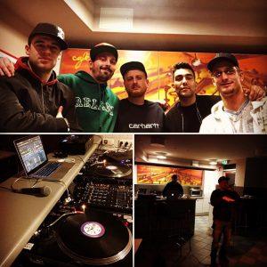 Proberaum Session – Kankanoid x DJ MG x Bobby Sayyar x Phiole