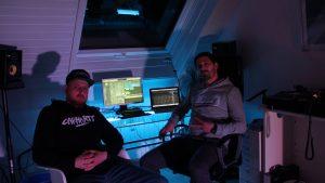 Studio Time with Kankanoid