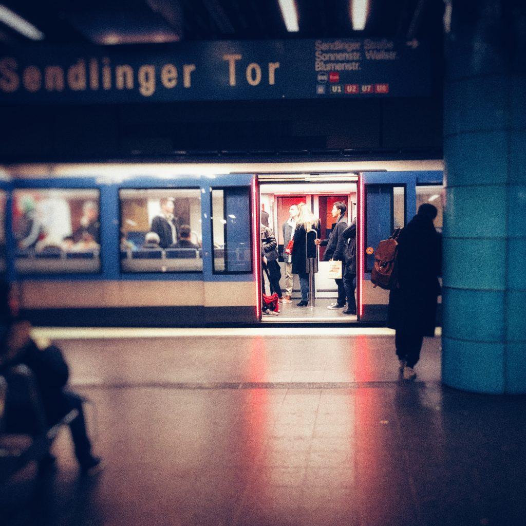 München – U-Bahnhof Sendlinger Tor