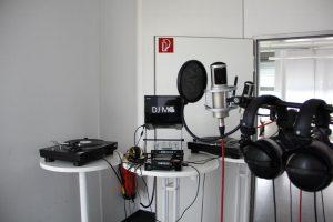 DJ MG x Ghostwriters High @ egoFM – Lokalhelden 2012 – München