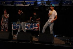 DJ MG x Ghostwriters High @ Keep it Rap – Freising